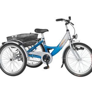 Trehjulet børnecykel